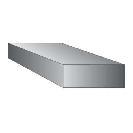Aluminum Rectangle Bar