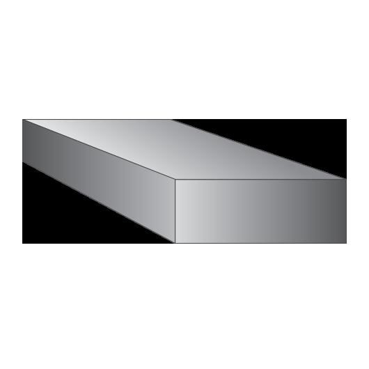 Aluminum Rectangle Bar