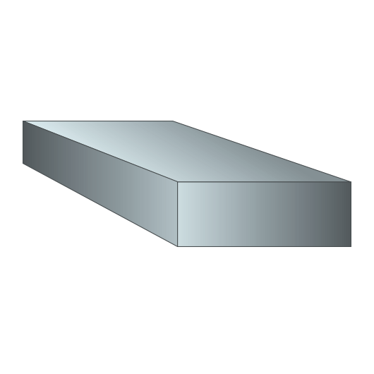 Stainless Steel Rectangle Bar