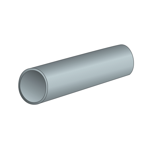 Stainless Steel Round Tube