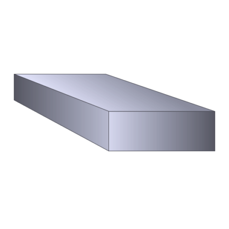 Steel Rectangle Bar