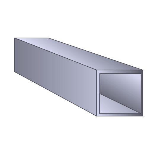 Steel Square Tube